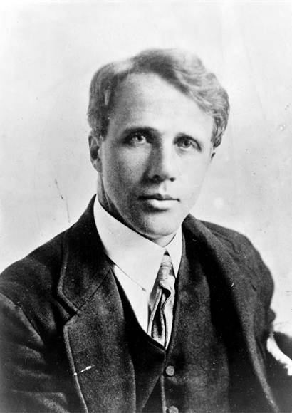 Robert Frost (PD-US)