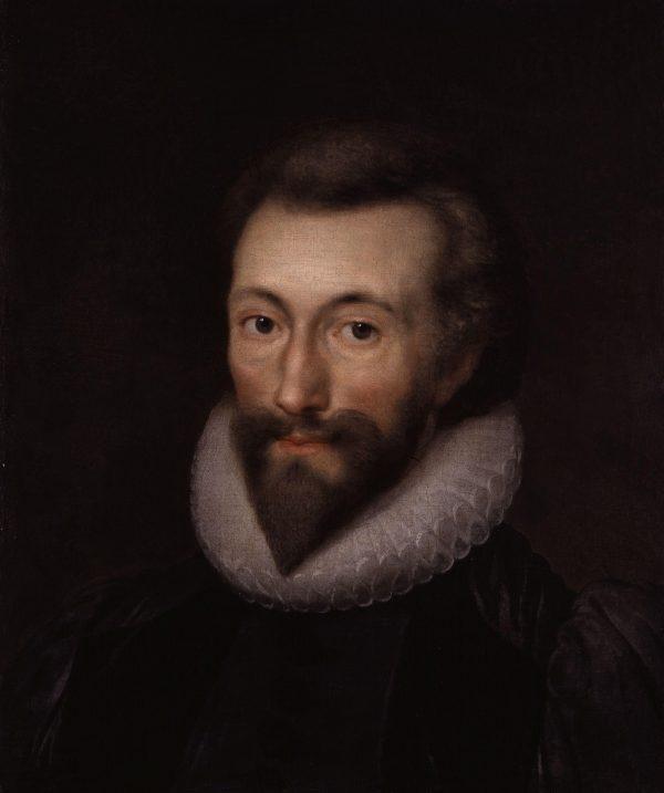 John Donne (Public Domain)