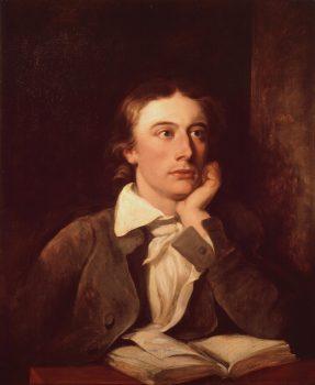 John Keats (Public Domain)