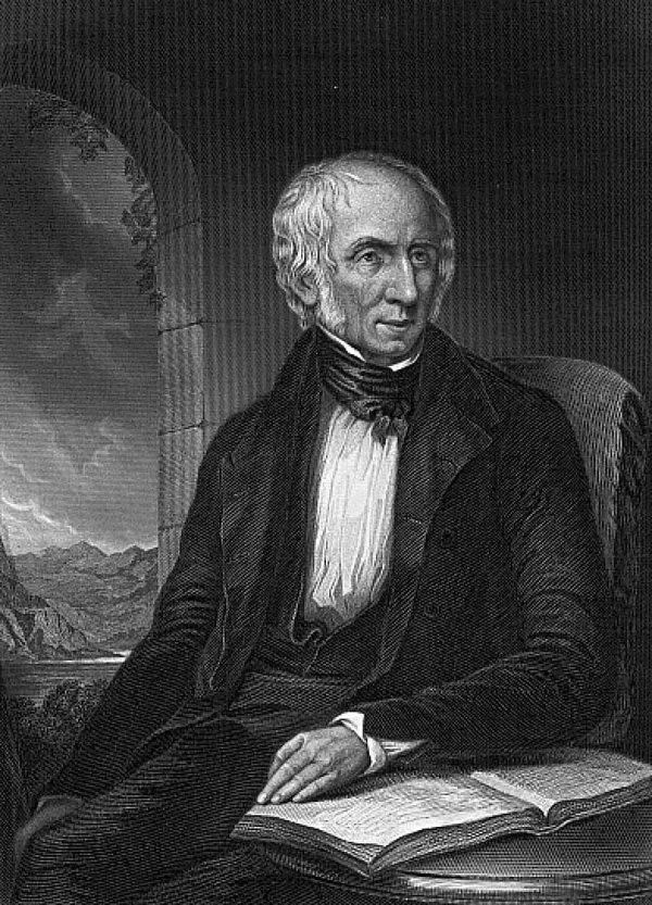William Wordsworth (Public Domain)