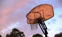 Cop Responds to Loud Kids Complaint by Joining Them for Basketball Game