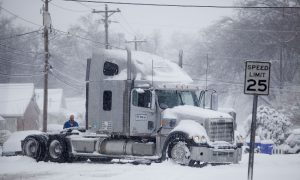 'Sleeping on the Interstate': Hundreds Stranded in Kentucky