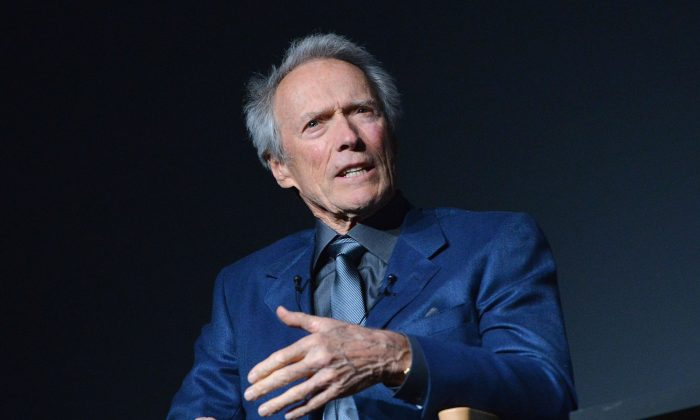 Clint Eastwood attends the 'Tribeca Talks - Directors Series: Clint Eastwood' during the 2013 Tribeca Film Festival on April 27, 2013 in New York City. (Photo by Slaven Vlasic/Getty Images)