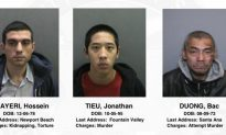 3 Inmates Rappelled From Roof to Escape California Jail, Whereabouts Unknown