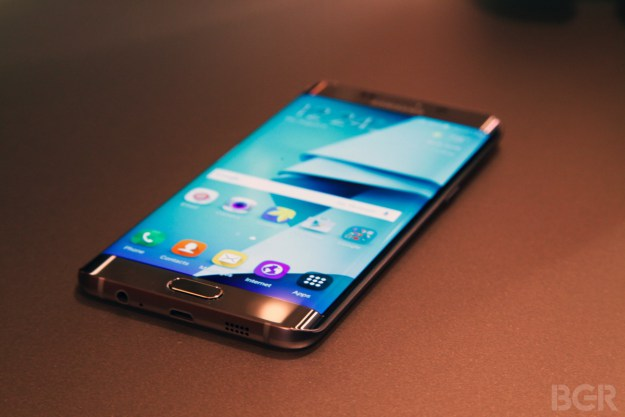 Samsung Galaxy S6. (BGR)