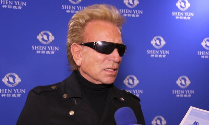 Siegfried of 'Siegfried & Roy': Shen Yun 'Good for My Heart and for My Soul'