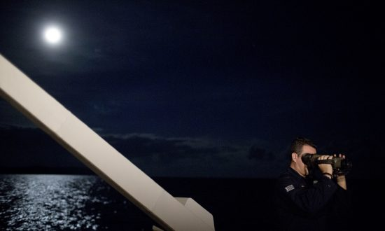 Despite Patrols, Sealing Greek Sea Border Is Near Impossible
