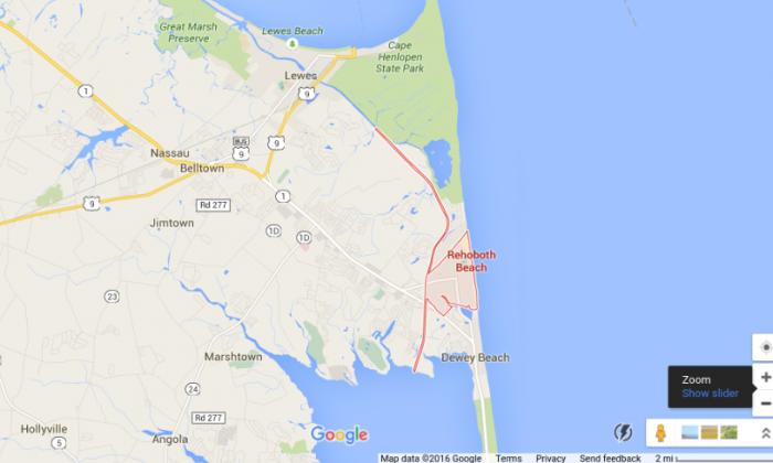 (Google Maps)