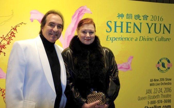Shen Yun a Gift From God, Says Director