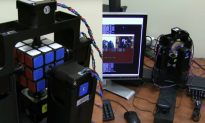 Watch This Robot Solve Rubik's Cube in 0.9 Seconds