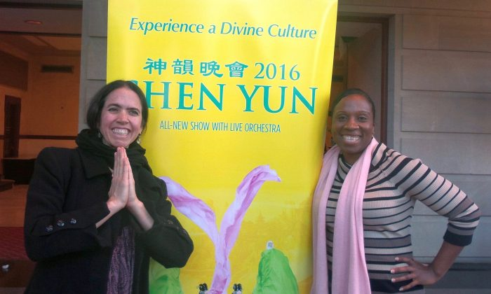 Shen Yun Evokes Goodness and Light, Says Artist