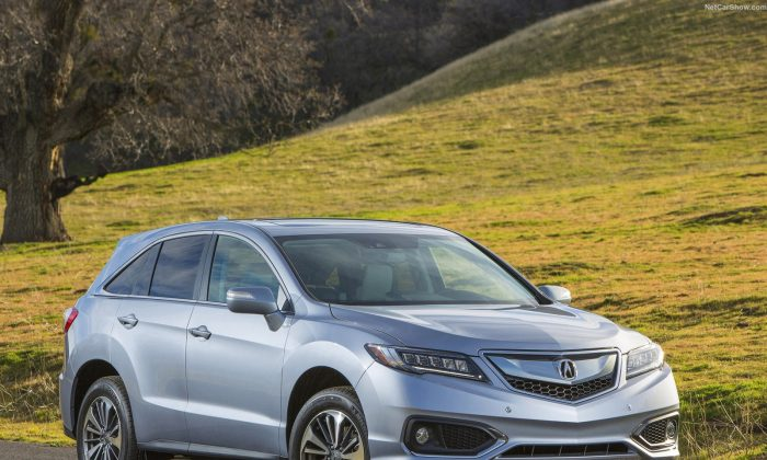 2016 Acura RDX. (Courtesy of Acura)