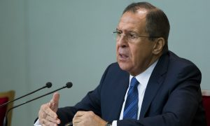 Russia Urges for Including Kurds in Syria Talks