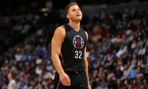 Blake Griffin Out 4–6 Weeks After Fracturing Hand Punching Team Equipment Manager