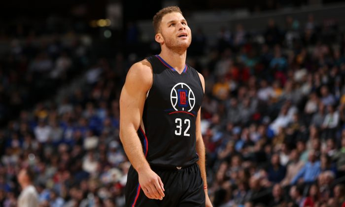 Blake Griffin has been out since Christmas though the Los Angeles Clippers have gone a stellar 11–3 without their five-time All-Star forward. (Doug Pensinger/Getty Images)
