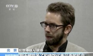 WATCH: Swedish Rights Activist Set Free From China After Confession