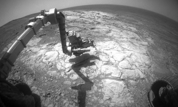 (NASA/JPL-Caltech/Cornell Univ./Arizona State Univ.)