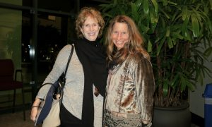 Best Friends Moved by Universality of Shen Yun