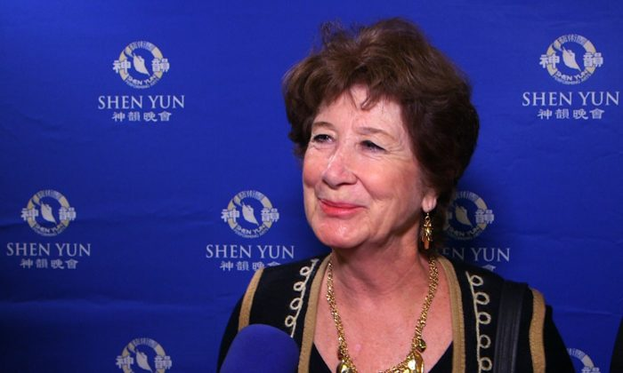 Shen Yun 'A tribute to the human spirit,' Says Retired PR Consultant