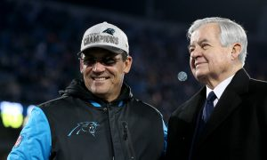 Panthers Owner Jerry Richardson to Pay for All Team Employees to Go to Super Bowl