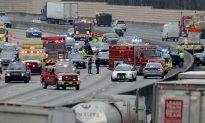 Officials: Georgia Trooper Shot in Atlanta Area Police Chase