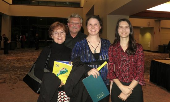 Shen Yun Mission and Joy Inspires