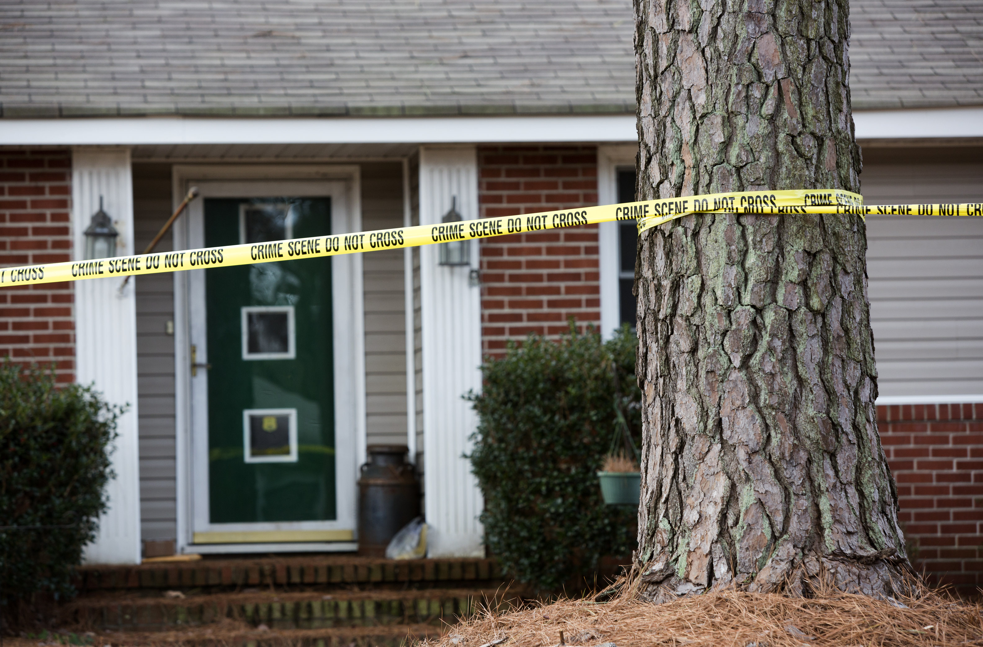 Virginia Officials Say Murder-Suicide Was Adult Son Killing