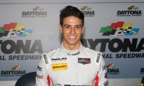 Persistence Pays Off for Young Racer Tristan Nunez