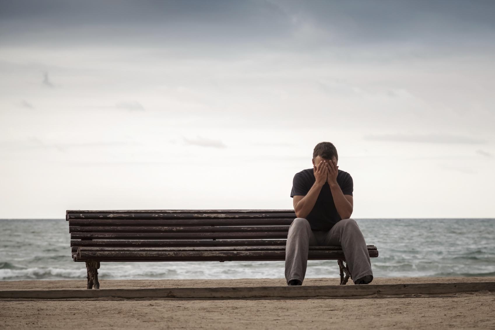 Gay people feeling lonely