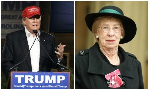 'He Is Another Hitler:' Anne Frank's 86-Year-Old Stepsister Compares Donald Trump to Nazi Dictator