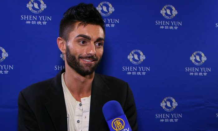 Former Oboe Player Amazed by Shen Yun
