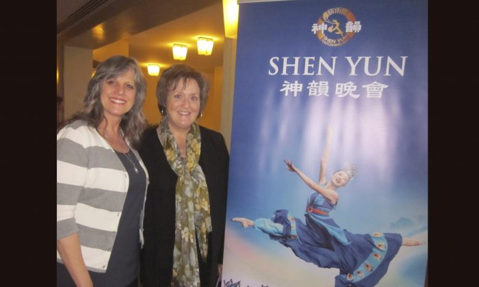 Musical Theater Director Calls Shen Yun Perfect