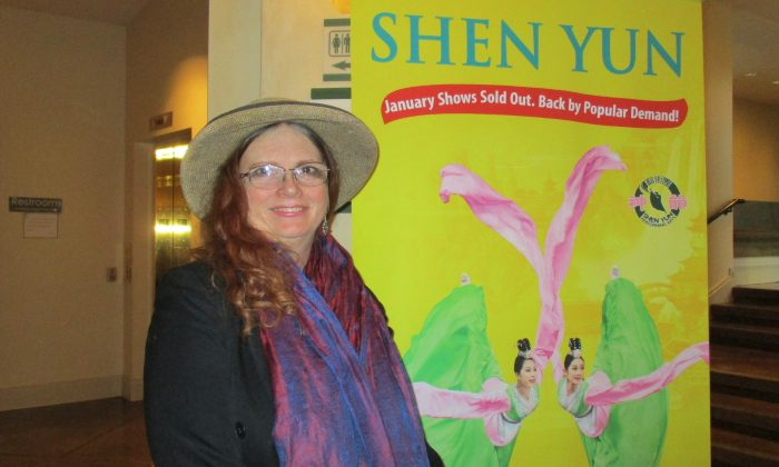 Artist: Longing for Shen Yun