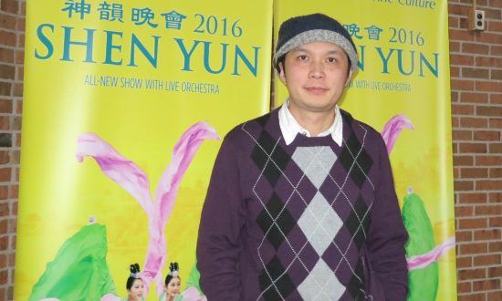 Former Chinese TV Reporter Hopes Shen Yun Can Save China