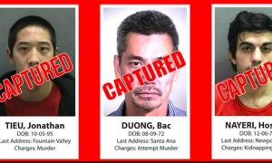 Two Remaining Escaped Orange County Inmates Arrested in San Francisco