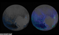 Pluto Contains Lot More Water Ice Than Previously Thought, According to NASA (Video)