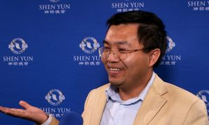 'Shen Yun is the pinnacle of human civilization,' Says Chinese Ph.D. in Philosophy