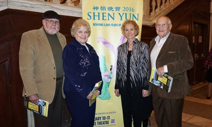 Sales Professional Is Sold on Shen Yun