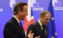 EU and Britain Have Big Differences Over 'Ever Closer Union'