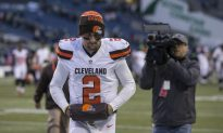NFL Says It's Investigating Recent Incident With Johnny Manziel