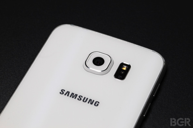Samsung Galaxy S6. (Zach Epstein, BGR)