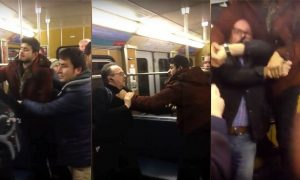 Video: Elderly German Men 'Attacked by Migrants' After Trying to Protect Woman from Assault