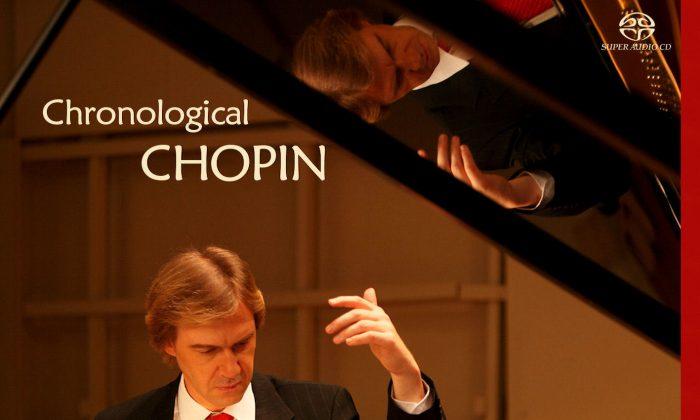 Chronological Chopin – Ballades – Preludes – Scherzi: Burkard Schliessmann (Divine Art)