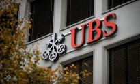 UBS Bank Shares Plunge as Rich Investors Withdraw Money