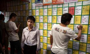 Unemployment: China's Biggest Economic Woe