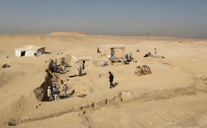 (Czech Institute of Egyptology)