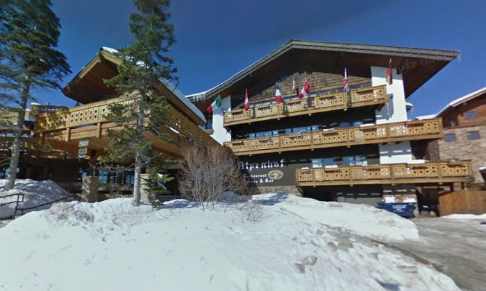 Jackson Hole Mountain Resort  (Google Street View)