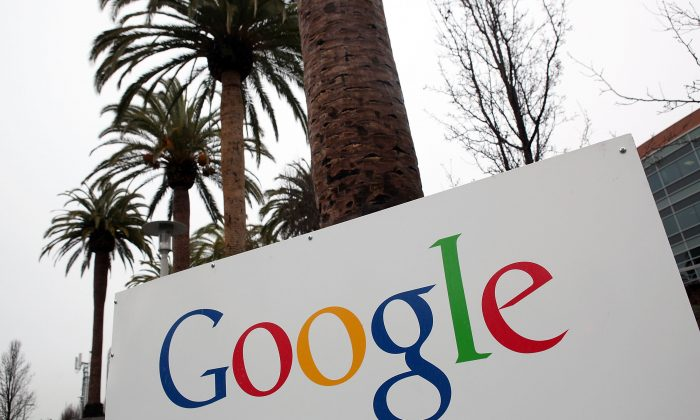 Google headquarters in Mountain View, Calif. (Justin Sullivan/Getty Images)