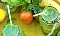 Luscious Healthy Lemon Curd Smoothie Recipe