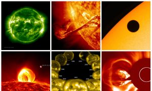 WATCH: Most Beautiful HD Videos of the Sun by NASA